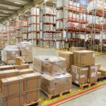 Хранение на складе в Китае